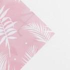 Бумага глянцевая двухсторонняя «Фламинго», 70 × 100 см