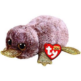 Мягкая игрушка «Утконос Perry», цвет коричневый, 15 см
