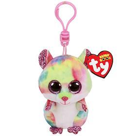 Мягкая игрушка-брелок «Хомяк Rodney» разноцветный, 10 см