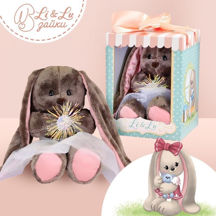 Мягкая игрушка «Снежинка Li»