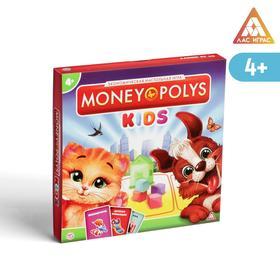 Экономическая игра «MONEY POLYS. Kids», 4+
