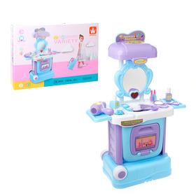 Игровой набор «Столик принцессы», в чемодане