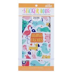 "Стикербук Sticko ""Animals"" 2156 шт"