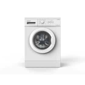 Стиральная машина Kraft KF-EN 6101 W, класс А+, 1000 об/мин, 6 кг, 23 программы, белая