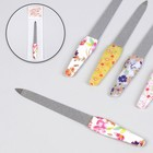 Metal blade plastic handle pattern MIX 12(±0,5)cm package QF
