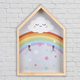 Ключница-домик «Облачко» Ош