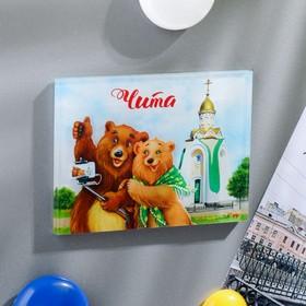 "Acrylic magnet ""Chita"" (chapel), 5.5 x 7.5 cm"