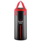 Мешок боксёрский FIGHT EMPIRE, на ленте ременной, винилискожа, 45 см, d=21 см, 7 кг