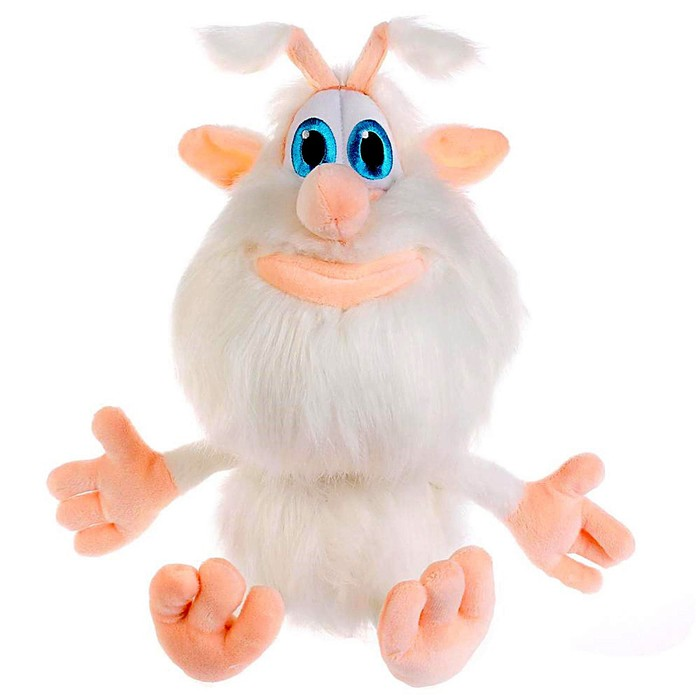 Мягкая игрушка «Буба» 20 см, звуковые эффекты
