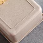 Ланч-бокс 2 отделения «Прятки», прямоугольный с ложкой, цвет МИКС - фото 105462404