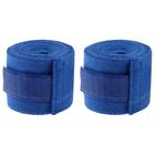 Бинт боксерский эластичный FIGHT EMPIRE 3 м, цвет синий