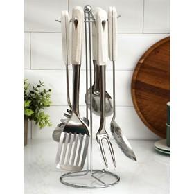 Набор кухонных принадлежностей «Соната», 6 предметов