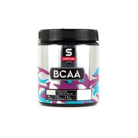 Аминокислоты SportLine BCAA 2:1:1, малина, 450 г