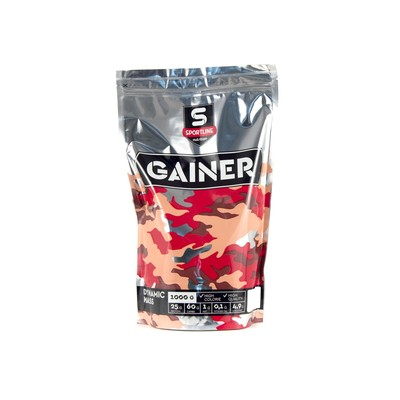 The SportLine Dynamic Mass gainer 1000g (Coconut)