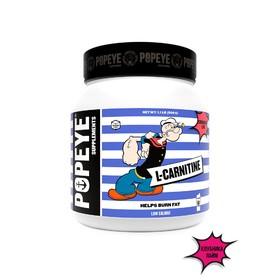 L-Карнитин POPEYE Supplenments L-Carnitine, клубника-лайм, 500 г
