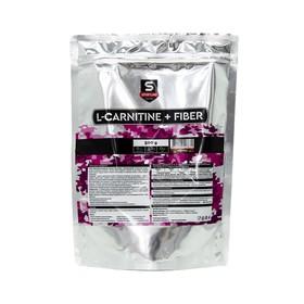 L-Carnitine+Fiber SportLine, малина, zip lock 500 г