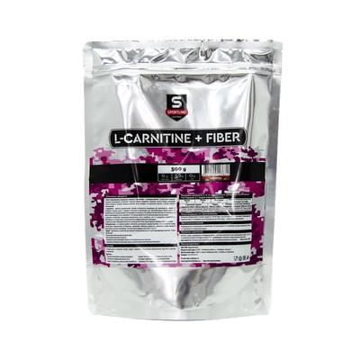 L-Carnitine+Fiber SportLine 500g Bag (Raspberry)
