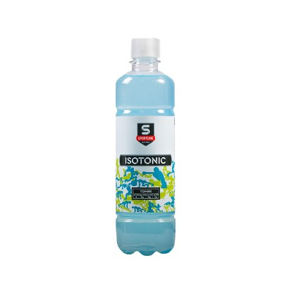 The SportLine Nutrition Isotonic drink 500ml (Tonic)