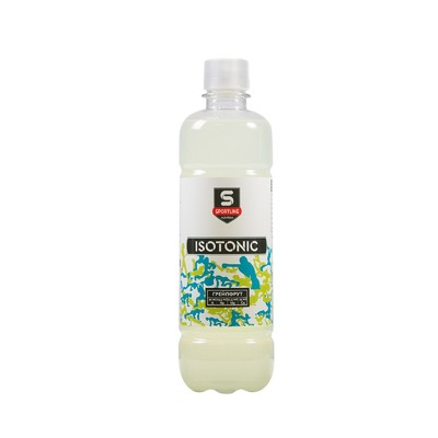 The SportLine Nutrition Isotonic drink 500ml (Grapefruit)