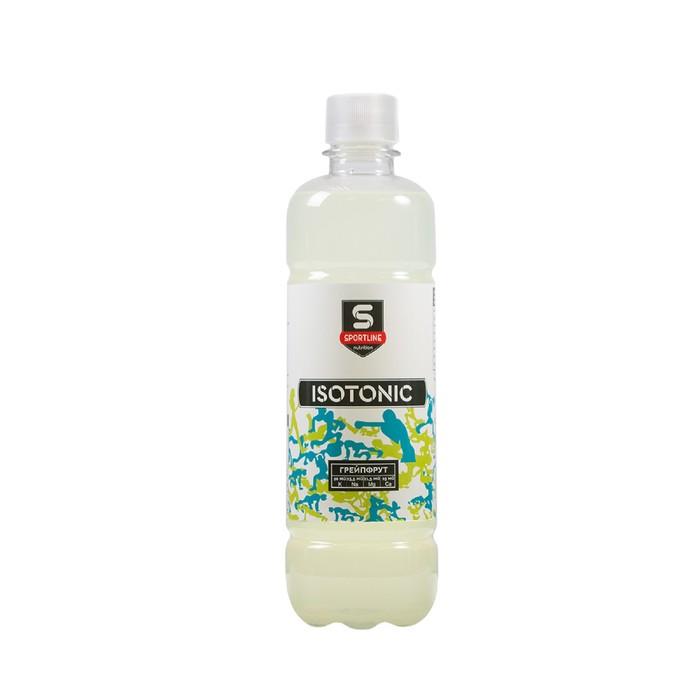 Напиток SportLine Nutrition Isotonic, грейпфрут, 500 мл