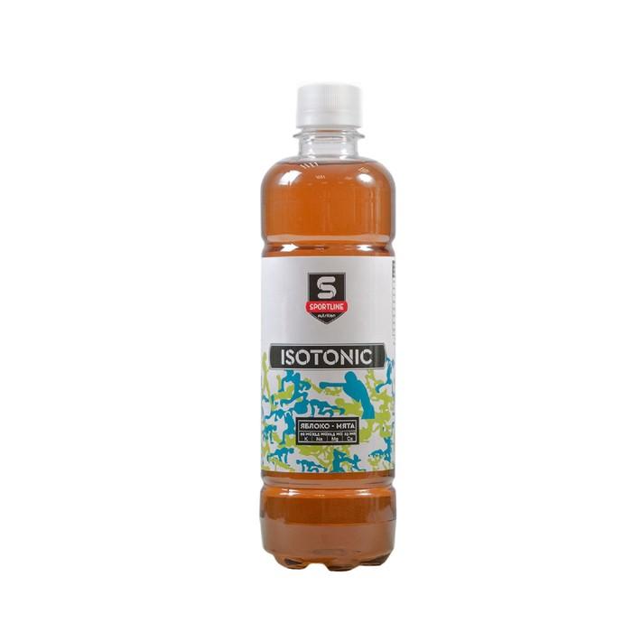 Напиток SportLine Nutrition Isotonic, яблоко-мята, 500 мл