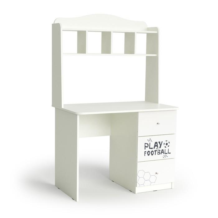 Стол письменный Junior, 1000х600х1580, Белый