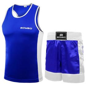 Форма боксёрская BoyBo 2XS, цвет синий