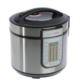 Мультиварка LuazON LМS-9509, 37 программ, 900 Вт, 5 л, тефлоновое покрытие