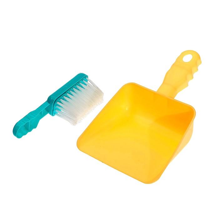 Игровой набор для уборки «Наводим чистоту»