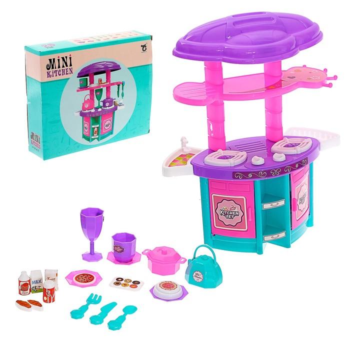Игровой модуль «Мини-кухня», с аксессуарами - фото 105580009