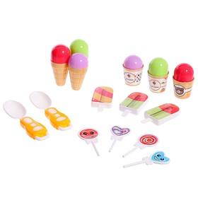 Игровой набор продуктов «Радость сладкоежки»