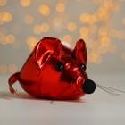 Мягкая игрушка «Мышка», на подвесе, цвета МИКС