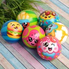 """The ball is soft """"Sweetness"""" 7.6 cm , species MIX"""
