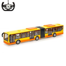 "Bus RC ""Urban"", light effects, battery powered MIX color"