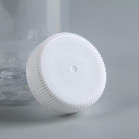 Cover for milk bottles 38 mm: 0.3 l ;0.5 l;1 l, white