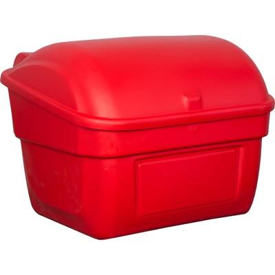 Контейнер для песка с крышкой 220л Красный