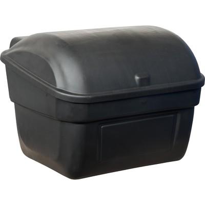 Контейнер для песка с крышкой 220л черный