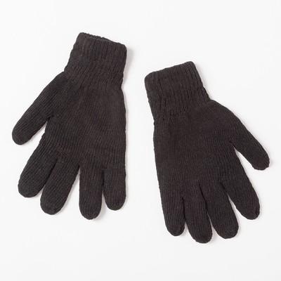 Double Collorista gloves men's, size 26, color black