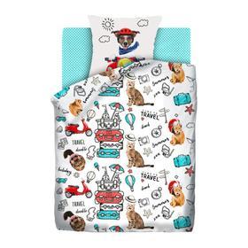 Детское постельное бельё 1,5 «4 YOU» Fun&Cute Funny cats, 143х215, 150х214, 70х70см