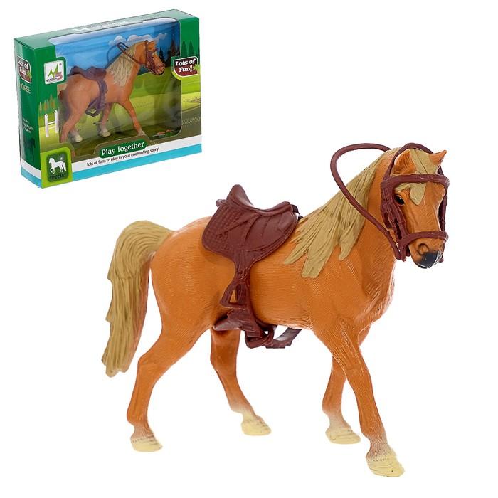 Лошадка «Эджи» с аксессуарами