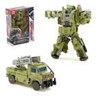Робот-трансформер «Военный»