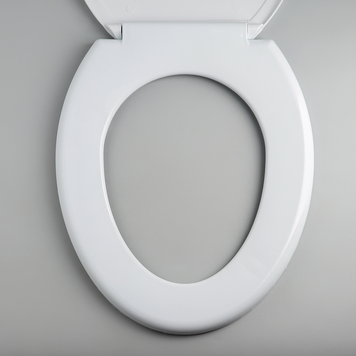 Black and white toilet seat suzuki car mats