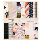 Набор бумаги для скрапбукинга 1canoe2 - Коллекция «Twilight» - 15х15 см (36 листов)