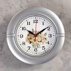 "Wall clock, series: Classic, ""Fuseta"", d=19 cm"