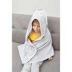 """Набор """"Пингвин"""", махровое полотенце с капюшоном 85*85 см, следки 18 см - фото 105552362"""