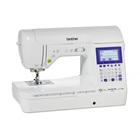 Швейная машина Brother F420, 55 Вт, 140 операций, 5 шрифтов, автомат, дисплей, белая