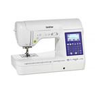Швейная машина Brother F460, 55 Вт, 182 операций, 5 шрифтов, автомат, дисплей, белая