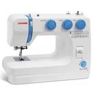 Швейная машина Janome Top 22s, 60 Вт, 25 операций, автомат, бело-голубая