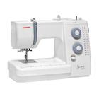 Швейная машина Janome Sewist 525S, 55 Вт, 22 операций, автомат, бело-голубая