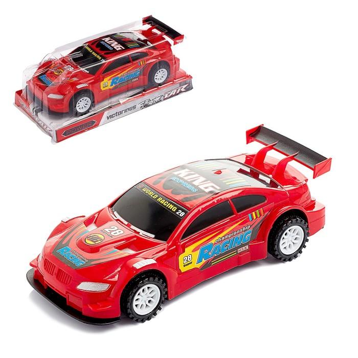 Машина инерционная «Ралли», цвета МИКС